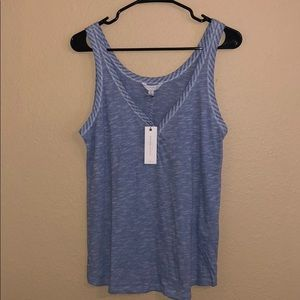 Lucky Brand Embroiled Tank Top